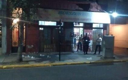 Violento asesinato al dueño de un supermercado chino — Balvanera