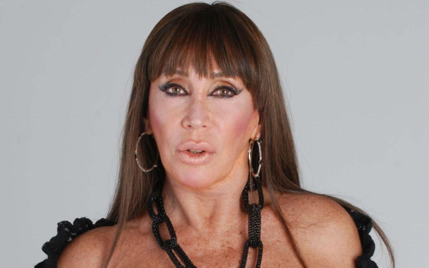 Moria Casan fue demorada en Uruguay por la Interpol