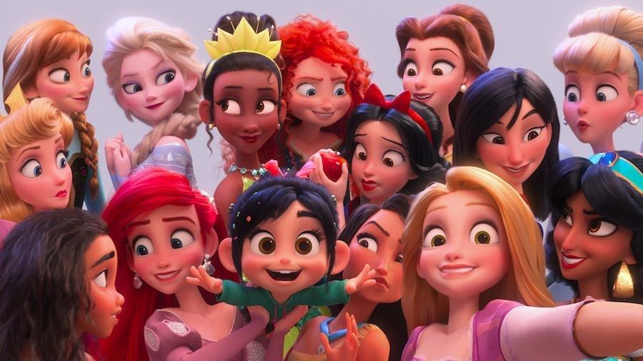 """""""Wi-Fi Ralph"""": las princesas toman el poder y Ralph rompe todo en una secuela sorpresiva"""
