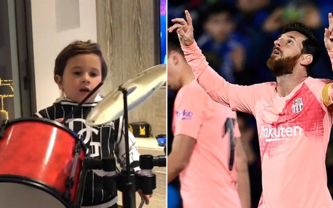 Estallaron las redes: hubo otro Messi que dio mucho que hablar