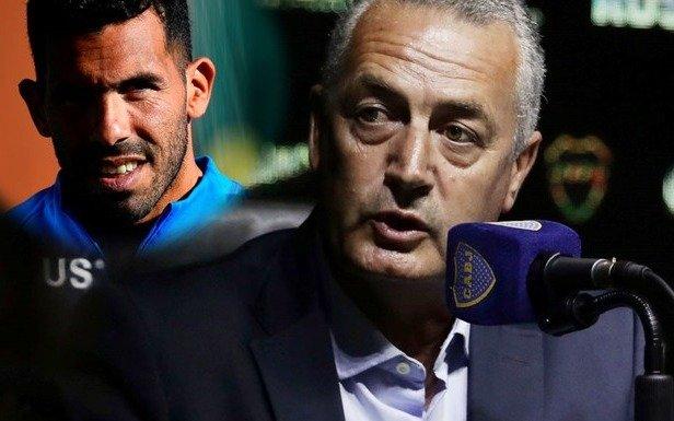 """Gustavo Alfaro habló de Tevez y su papel en el """"nuevo"""" Boca"""