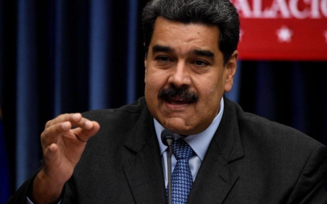 """Maduro llamó a Macri """"el destructor de la Argentina"""" y  lanzó un ultimátum al Grupo de Lima"""