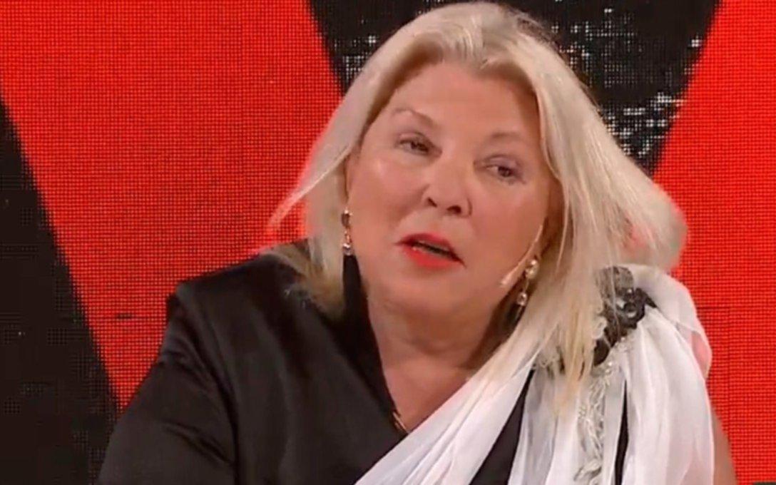 Carrió aseguró que no se presentará como candidata a senadora nacional