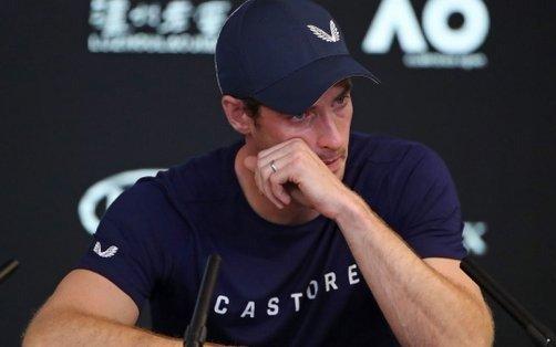 """Andy Murray anunció su retiro: """"espero jugar en Wimbledon el último torneo de mi carrera"""""""