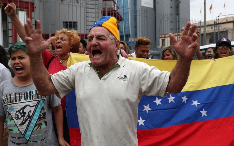 Una crisis con hiperinflación y escasez que obligó al éxodo de millones de venezolanos