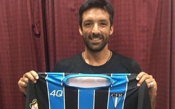 Nico Cabrera jugará en la Liga Amateur Platense
