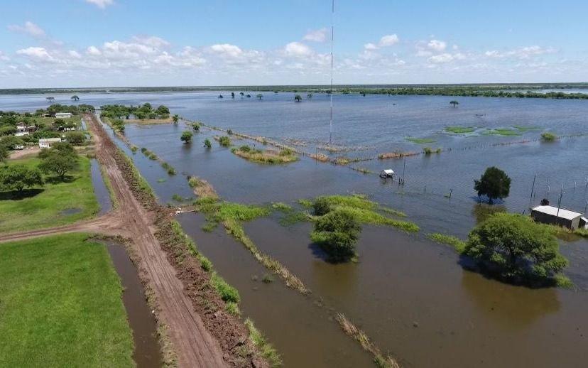 Cuatro fallecidos y más de 5 mil familias damnificadas por las inundaciones en el norte