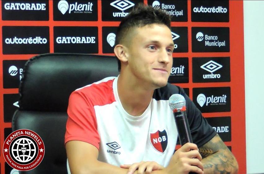 San Lorenzo llegó a un acuerdo con Newell´s para adquirir el pase del atacante Héctor Fértoli