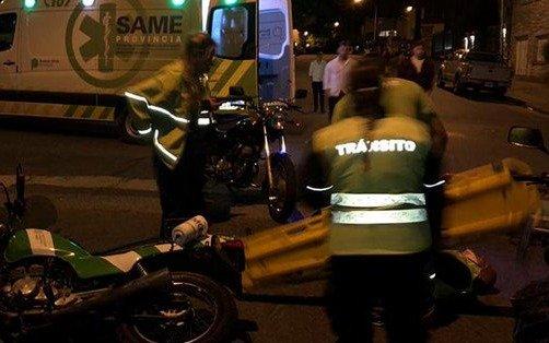 Mar del Plata: atropelló a un inspector al querer evitar un control de alcoholemia