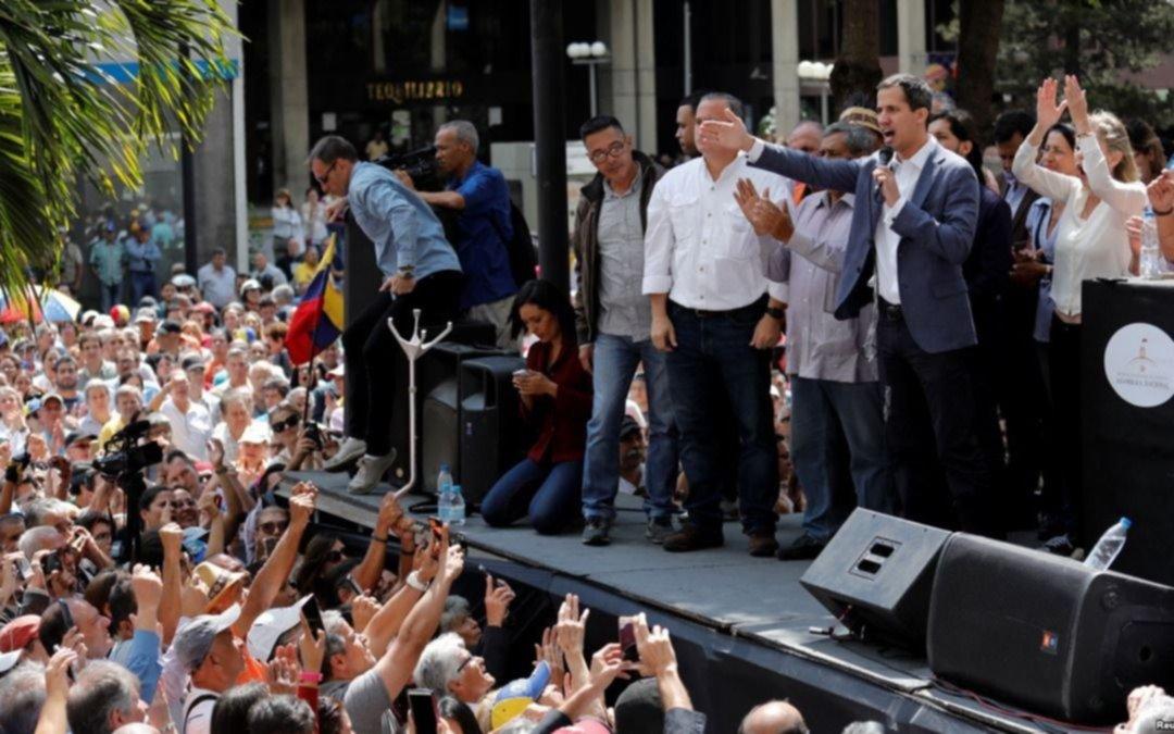 "Argentina ratificó que la Asamblea Nacional ""es el único poder legítimo"" de Venezuela"