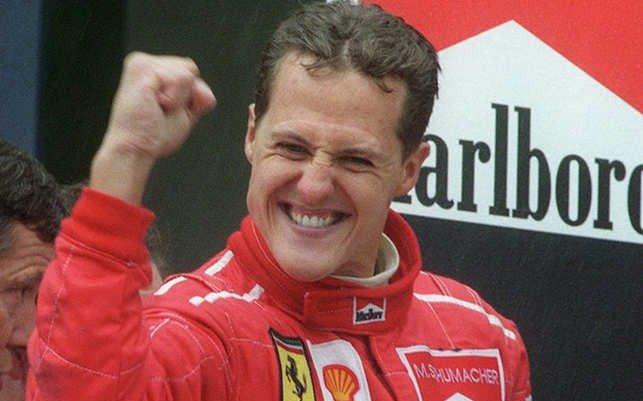 Schumacher se recupera lentamente