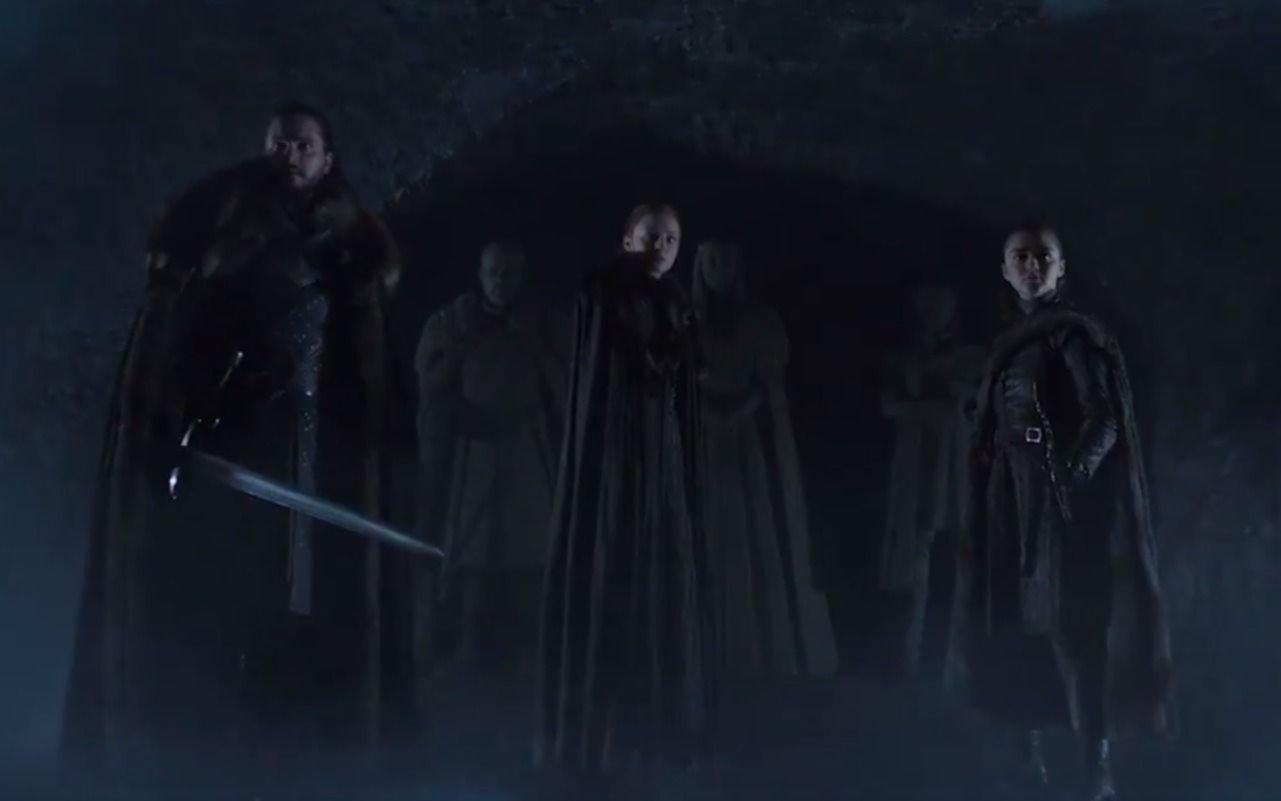 """La fecha del estreno de la última temporada de """"Game of Thrones"""""""