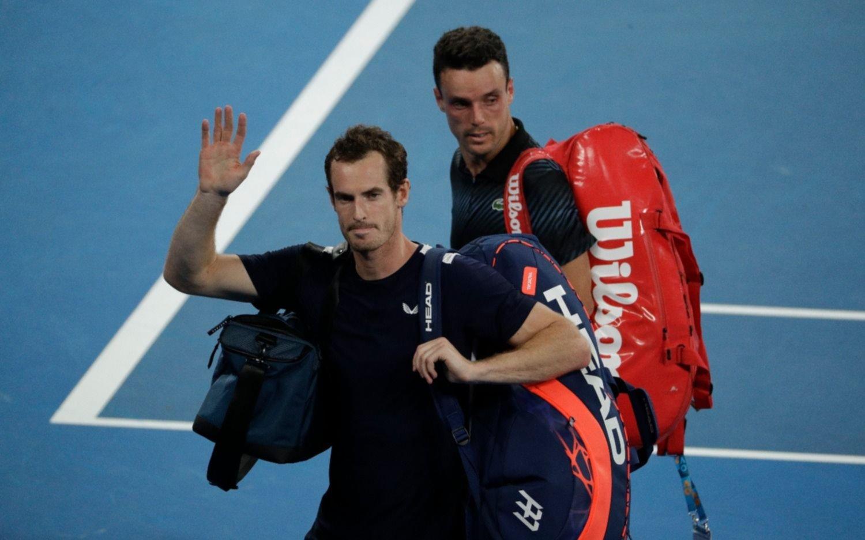 ¡Adiós maestro! Murray perdió en Australia y el tenis despide a un enorme jugador