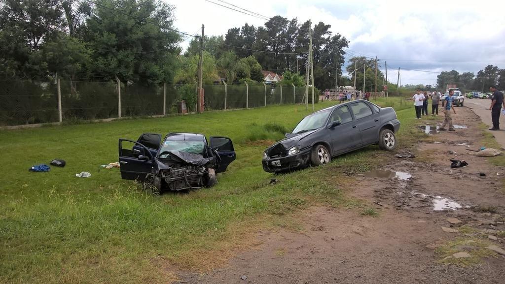 Otro accidente fatal en la ruta 36, donde murieron 4 de las 5 víctimas de este año