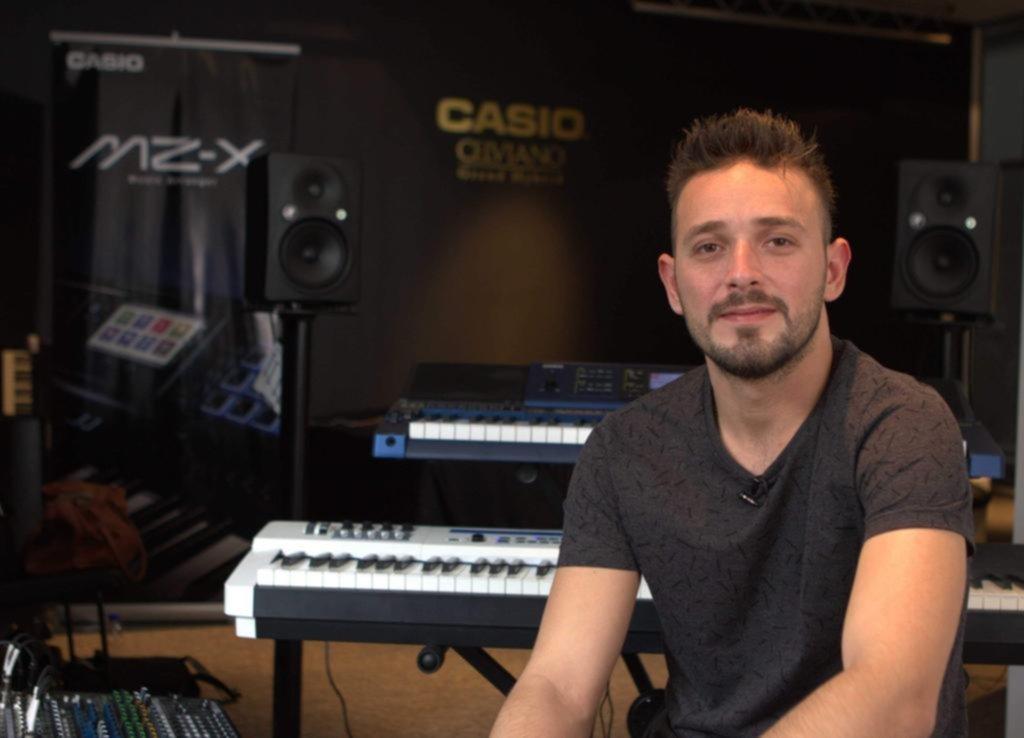 Cristian Del Giorgio: del under platense, a la meca de la industria musical