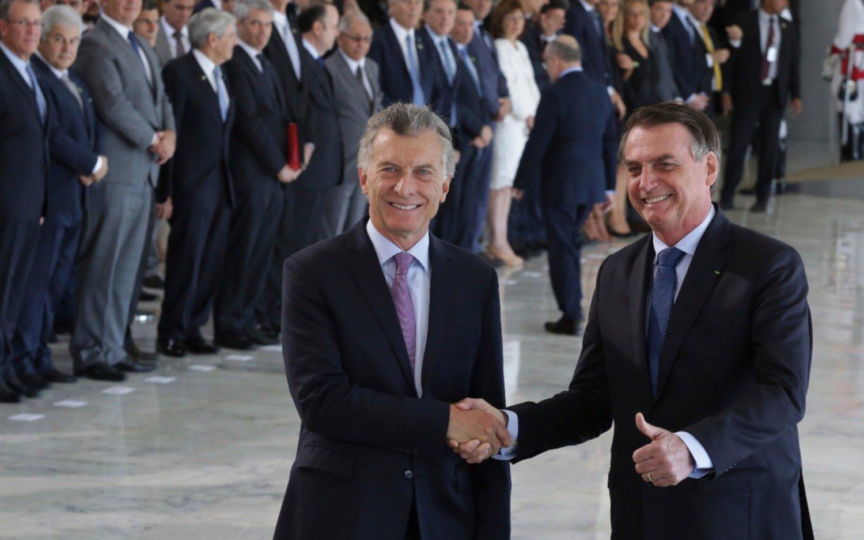 Macri y Bolsonaro firmaron un tratado de extradición