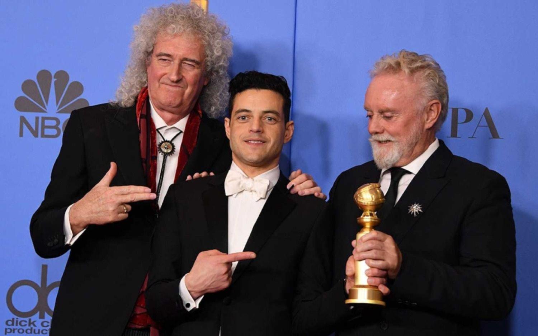 Los Globos de Oro y Bohemian Rhapsody