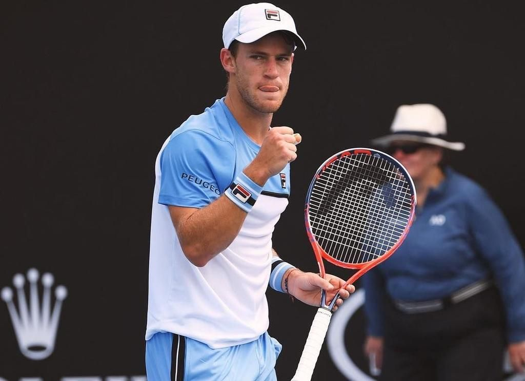 Schwartzman avanzó a tercera ronda con sufrimiento — Abierto de Australia