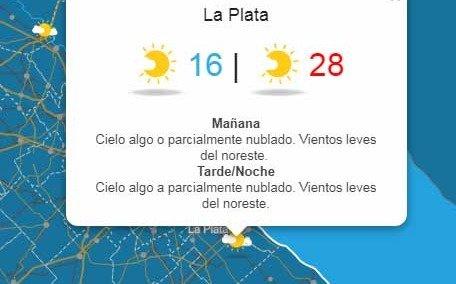 Sigue la ola de calor y Mendoza amanece con 26º — El tiempo
