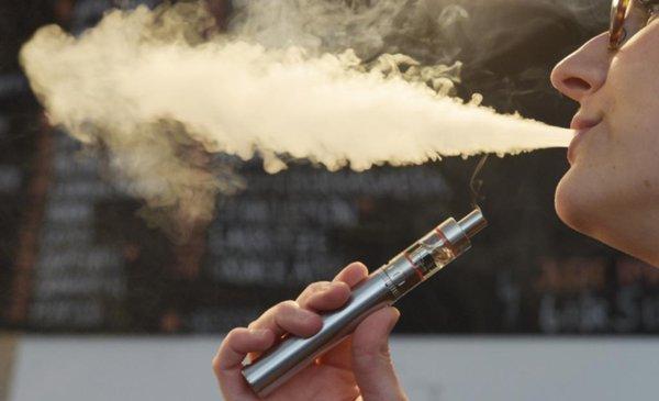 """Dejar de fumar es más fácil con el """"vaping"""""""