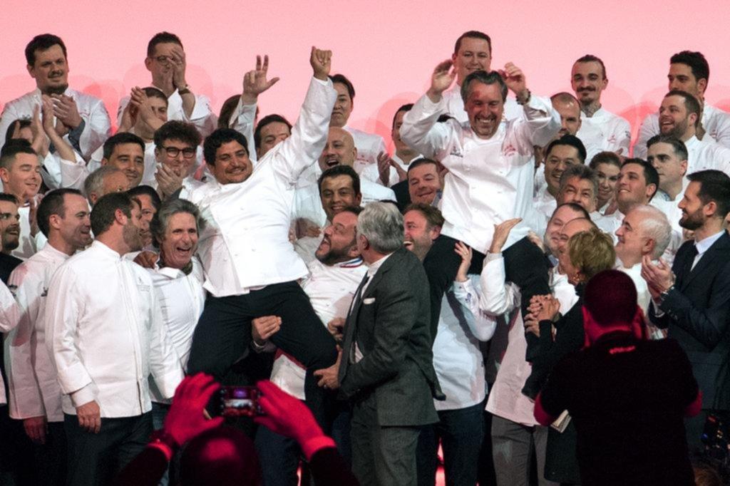 Mauro Colagreco: logró la tercera estrella Michelin