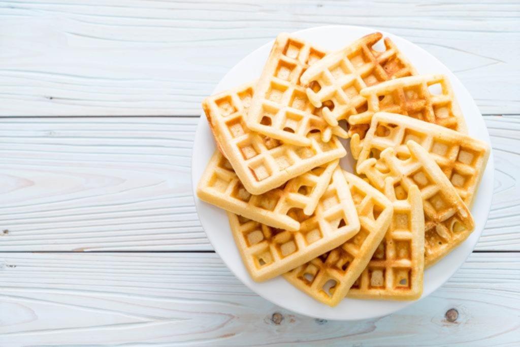 Waffles para todos los gustos