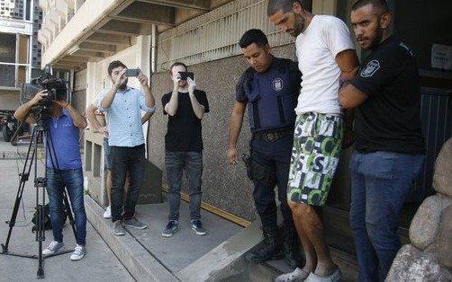 Determinan que el israelí mató a tiros a su tía y a golpes a su mamá