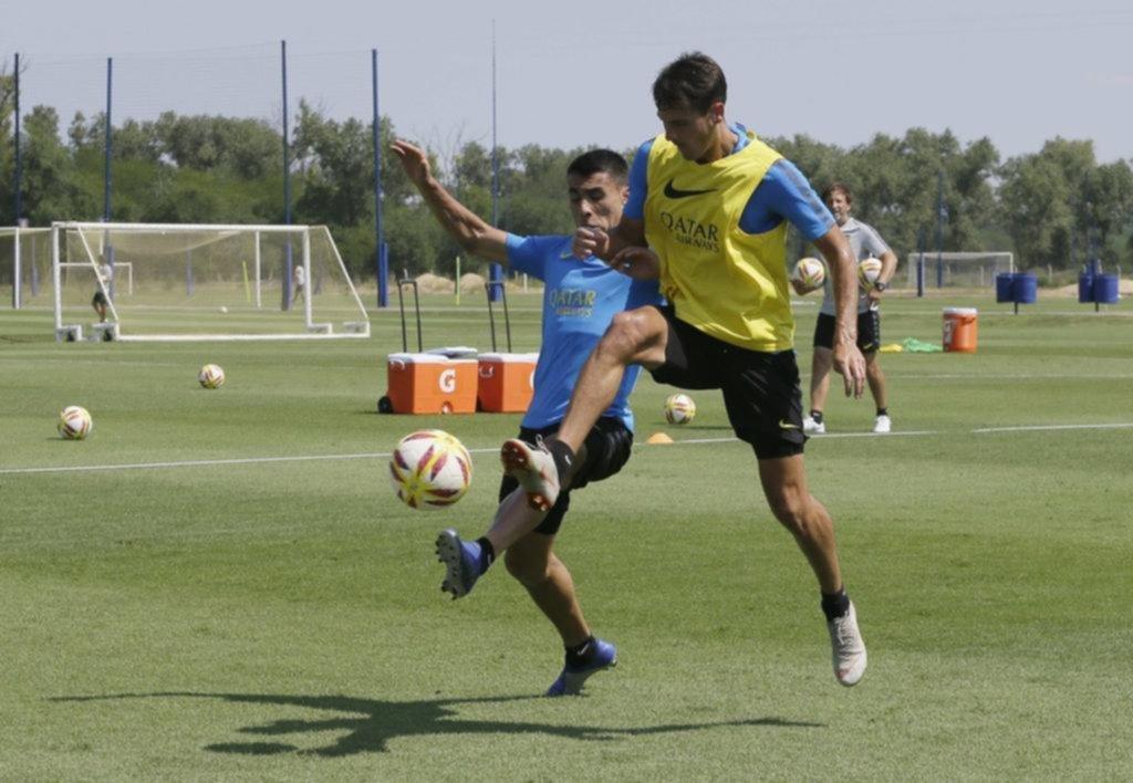 Con Campuzano titular, Boca golea a San Martín
