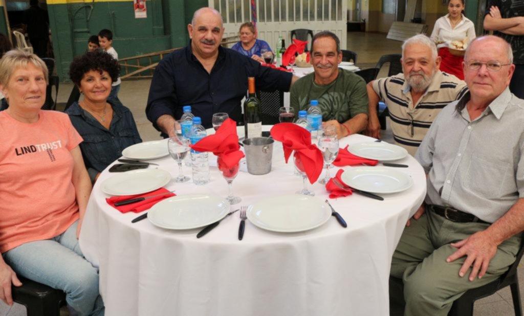 Gran festejo por los 92 años del Club Circunvalación