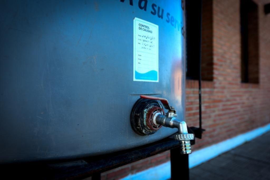 El calor y la falta de agua tienen en vilo a vecinos del Norte