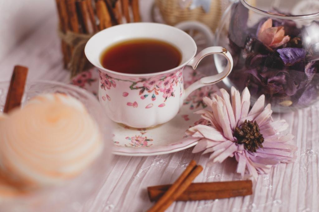 """Beber té seguido, secreto para una vida """"más longeva y saludable"""""""