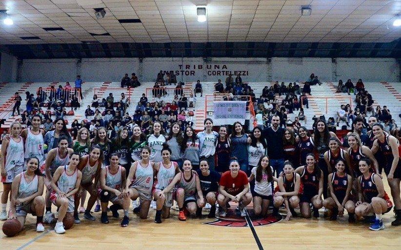 El básquet femenino se afianza en La Plata