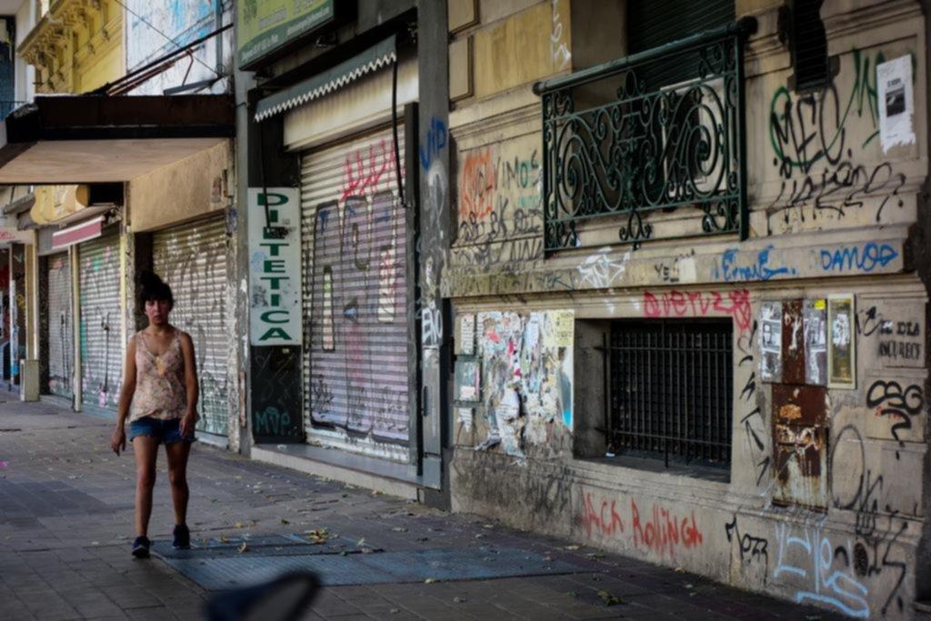 El vandalismo gana por goleada y deja su sello en cada rincón
