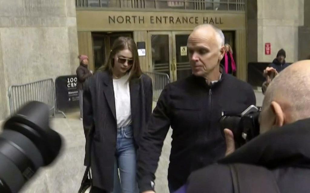 El juicio más mediático: Gigi Hadid podría ser jurado en el proceso contra Harvey Weinstein