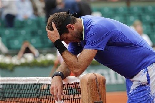 ¿Cuándo volverá a jugar al tenis Juan Martín del Potro?