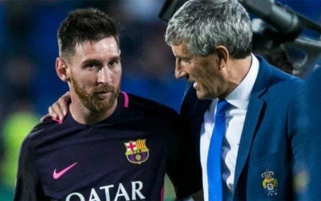 Lo que dijo sobre Lionel Messi el nuevo entrenador del Barcelona