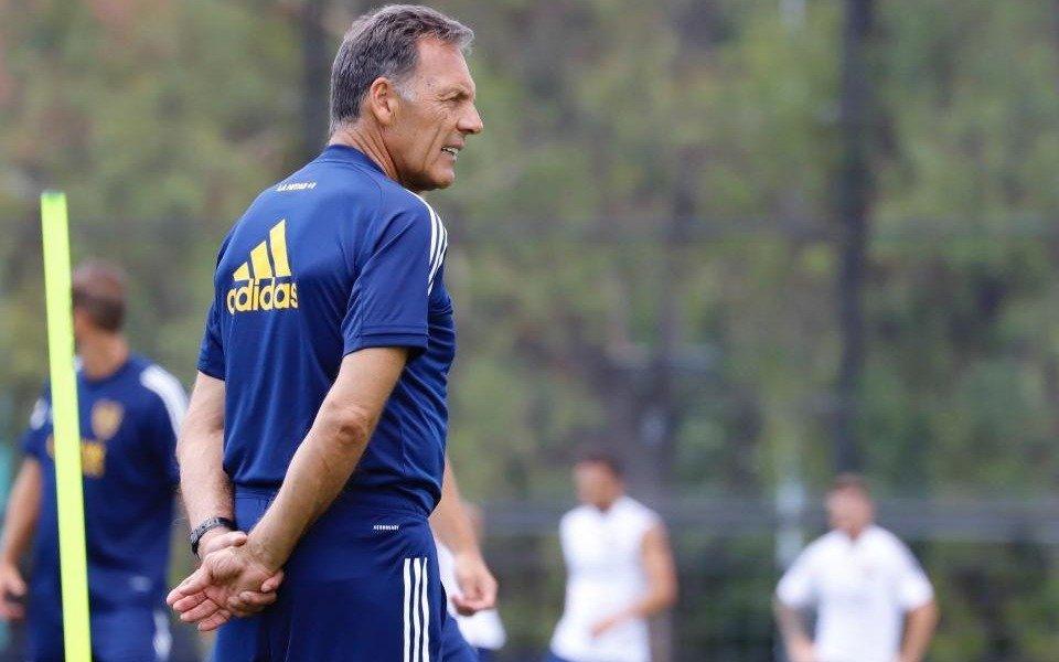 """Russo: """"La gente no me pide ganarle a River, quiere ganar la Copa"""""""
