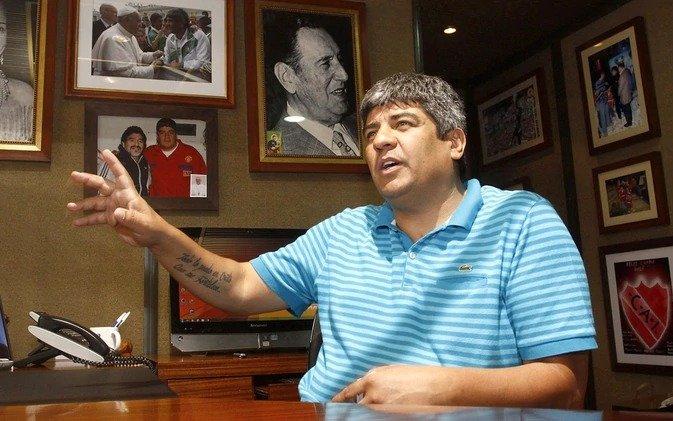 Mientras AFA y la Superliga discuten, Moyano dice que el domingo hay fútbol
