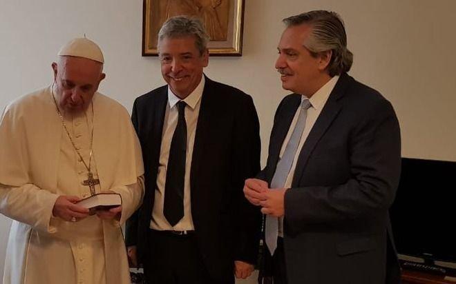 El encuentro entre el papa Francisco y Alberto Fernández en el Vaticano ya tiene fecha