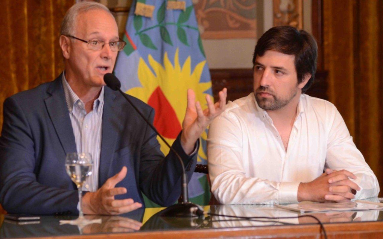 La deuda con proveedores de IOMA y de salud es de 12.500 millones de pesos, dijo Gollán