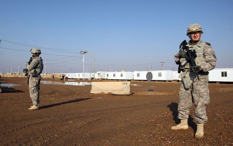 Dos cohetes impactaron en una base militar iraquí con presencia de tropas de EE.UU