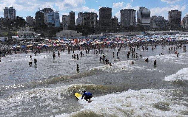 Las reservas hoteleras para el próximo fin de semana en Mar del Plata superan el 90%