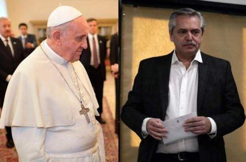 Ya tiene fecha el encuentro del papa Francisco con Alberto F.