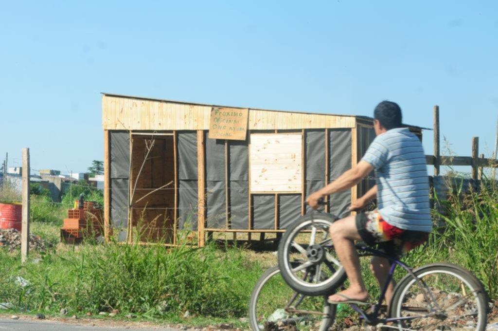 El año abrió con vecinos de la periferia movilizados contra las usurpaciones