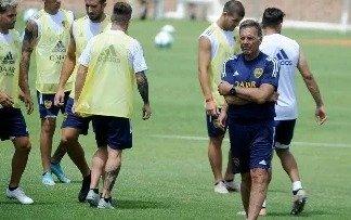 El jugador del plantel de Boca que más sorprendió a Miguel Russo