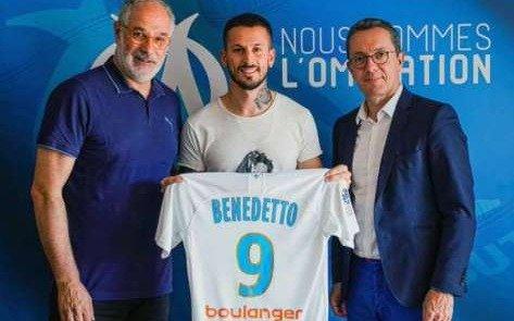 """Amenazan de muerte al presidente del club donde juega """"Pipa"""" Benedetto"""
