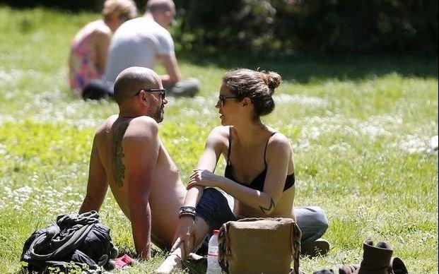 Vuelve el calor y arranca un finde a pleno sol en La Plata