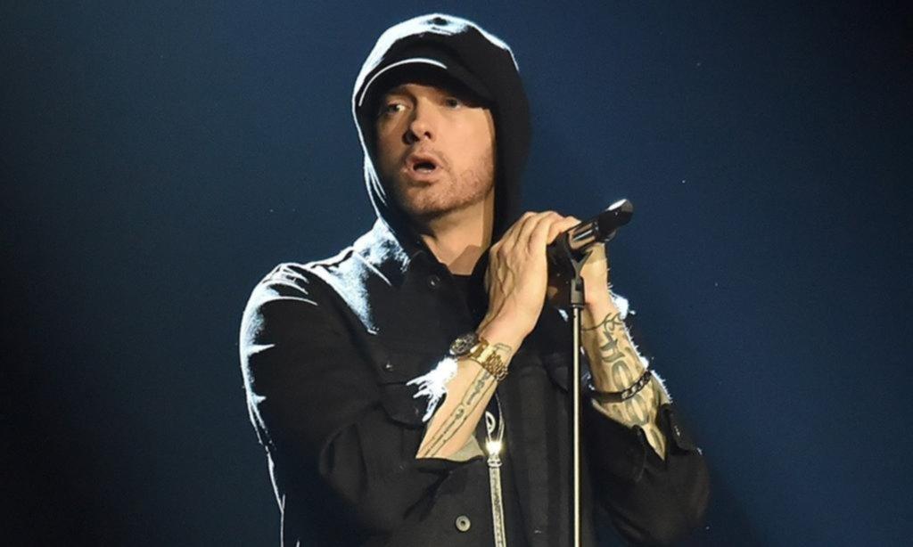 Sorpresa: Eminem incluyó en un tema un sample del Flaco Spinetta