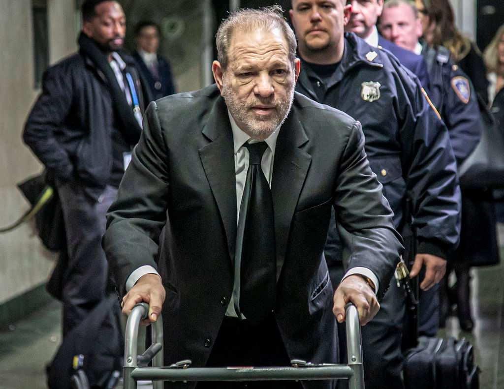 Todo listo: quedó seleccionado el jurado para el juicio contra Weinstein