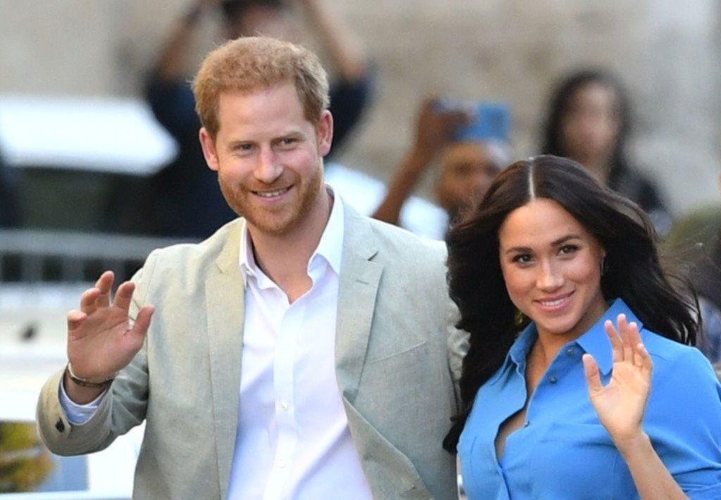 Harry, Meghan y un lucrativo futuro lejos de la monarquía